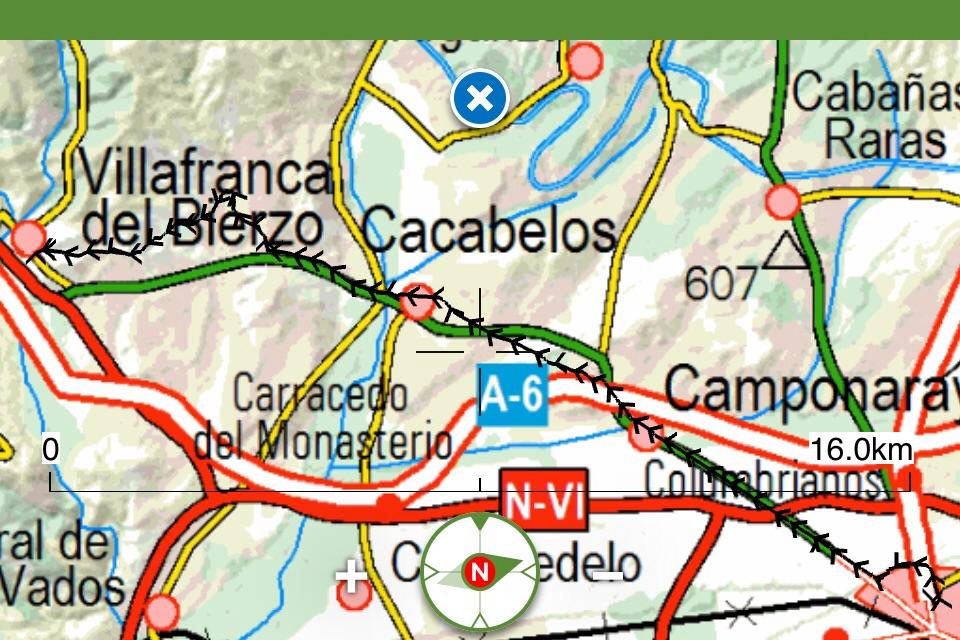 Il cammino di Santiago | Day 01